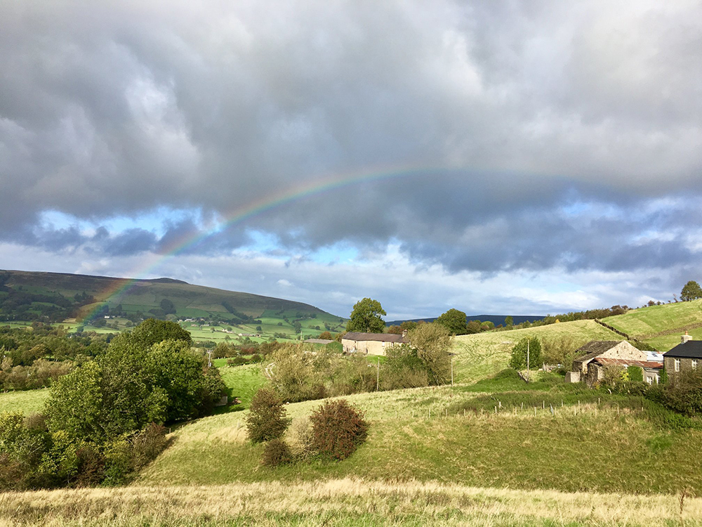 duke of edinburgh silver edale 2019 rainbow