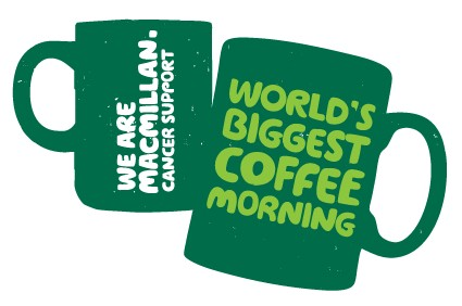 macmillan coffee morning world's biggest