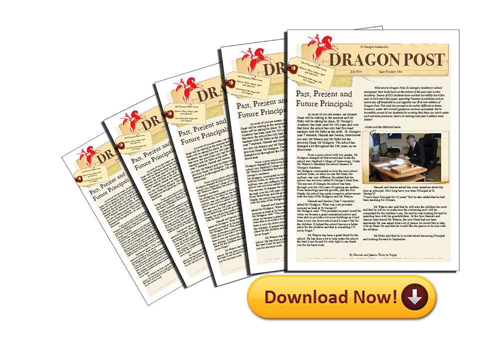 Dragon Post Newspaper July 2014